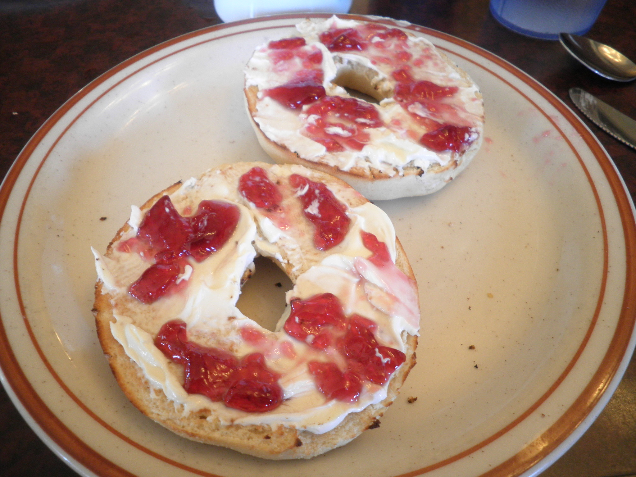 bagels and donuts dating With a rich history dating back to 1906 bagels, muffins, donuts and rolls see who you know at pan-o-gold baking company.