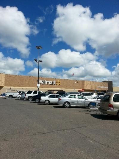 Walmart sky