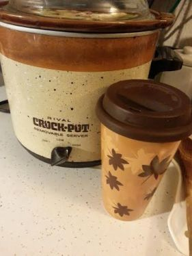 Coffee and crock pot