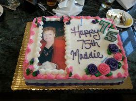 Maddie's bday cake