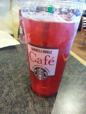 Barnes and Noble drink