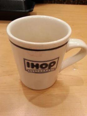 Ihop cupt