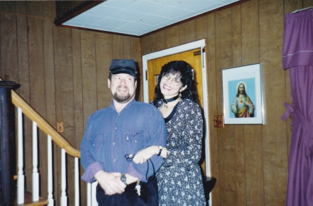Ralph and Fran Thanksgiving 1993