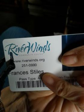 Riverwinds card