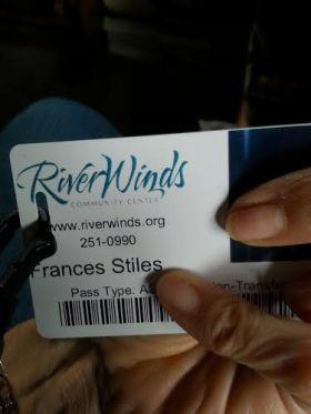 Riverwinds card