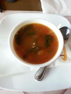 Veggie Soup at Pat's