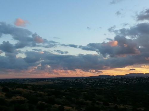 New Mexico Sunset